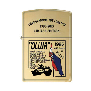OLUJA COMMEMORATIVE 2013
