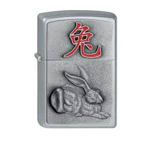 Zippo Year of the Rabbit